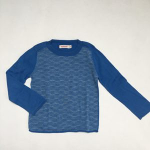 Trui knitwear blue Aymara 4jr