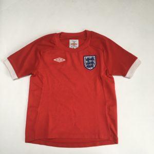 Voetbalshirt Engeland 4-5jr