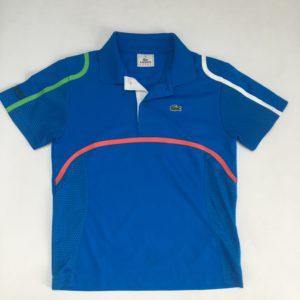 Sportpolo blauw Lacoste 10jr