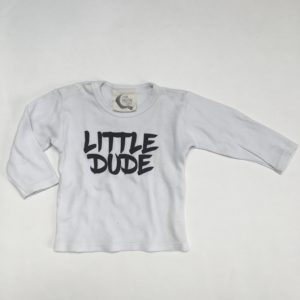 Longsleeve little dude To the moon and back 62/68