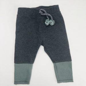 Broekje knitwear tweekleur Zara 3-6m