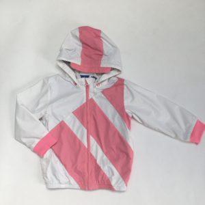 Jasje roze/wit Adidas 98