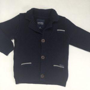 Gilet knitwear donkerblauw Mayoral 3jr