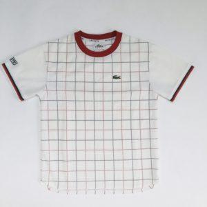 Sport t-shirt ruit Lacoste 10 jr