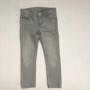 Grijze jeans skinny fit H&M 3-4 jr