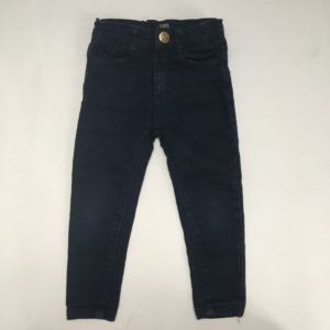 Donkere jeans Next 2-3 jr