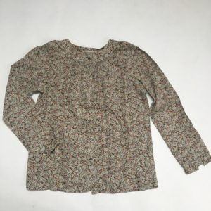 Blouse flowers Bonpoint 12jr