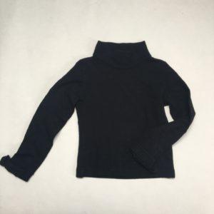 Coltrui zwart met strik detail Simonetta 6jr