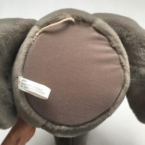 Decoratie olifantenhoofd Bibib