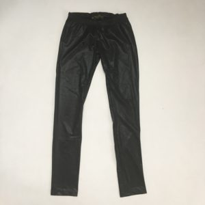 Legging leather look Finger in the nose 8-9 jr