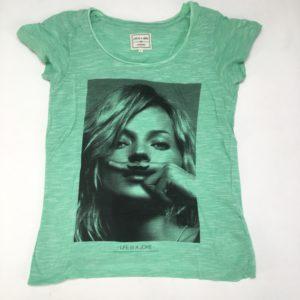 T-shirt Kate Moss Eleven Paris S