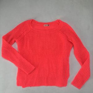 Sweater knit pink Kontatto 12jr