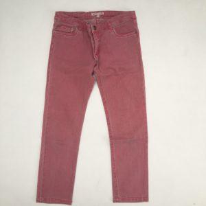 Jeans rood Bonpoint 10jr