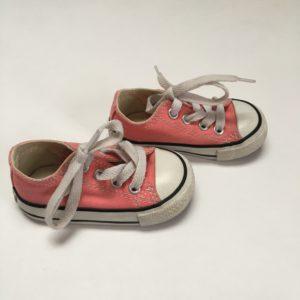 Allstars roze Converse maat 20
