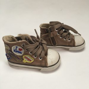 Allstars high top patches Converse maat 20