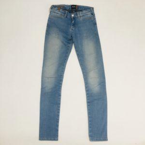 Denim broek lichtblauw (geen zakken op achterkant) Notify 10jr
