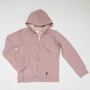 Hoodie roze Mini Rodini 128/134