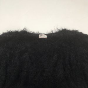Sweater zwart soft grizzly Morley 10jr