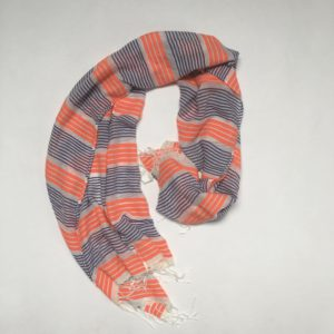 Sjaal stripes Scotch R'Belle