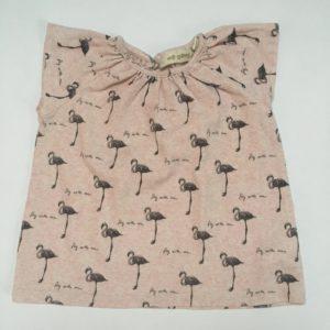 Topje flamingo Soft Gallery 12m