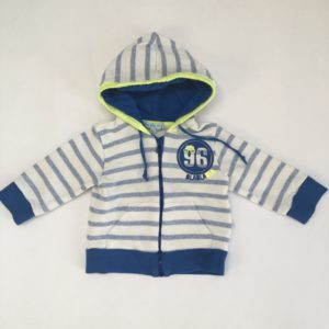 Hoodie stripes 96 Blablabla 62