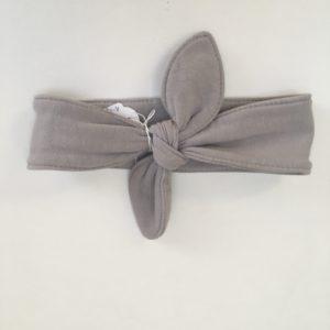 Haarband grijs 1-2jr