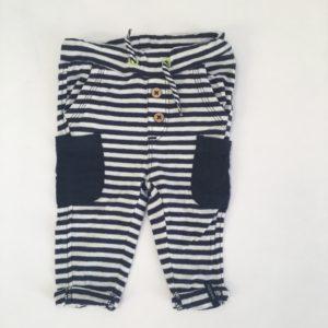 Broekje stripes Noppies baby 56