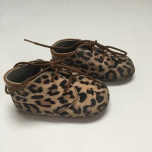 Schoentjes leopard Tricati maat 19