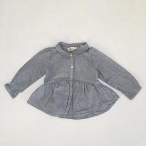 Kleedje stripes Zara 6-9m / 74