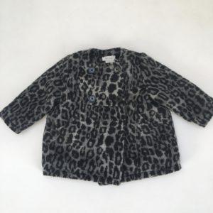 Winterjas leopard La Redoute 9m / 74