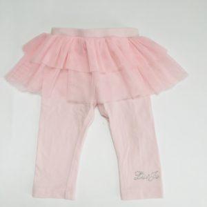 Legging met tule rokje pink Liu Jo 12m / 80