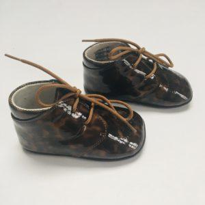 Schoentjes Warhol leopard Tricati maat 19