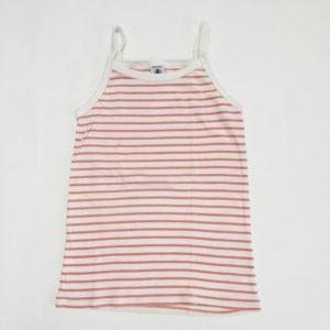 Onderhemdje stripes Petit Bateau 8jr / 128