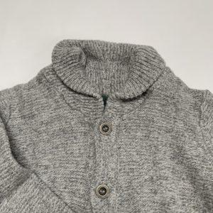 Cardigan grijs knitwear JBC 86