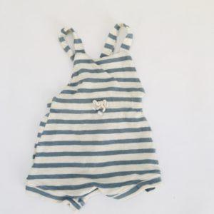 Salopetje stripes Zara 3-6m / 68