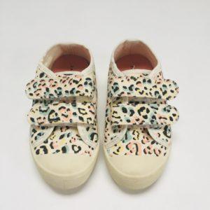 Sneakers animal print Zara maat 24