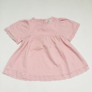Blouse roze Zara 3-4 jr / 104