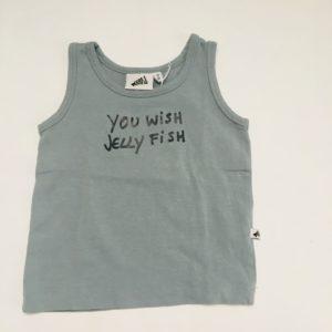 T-shirt sleeveless You wish jelly fish Cos I said so 92/98
