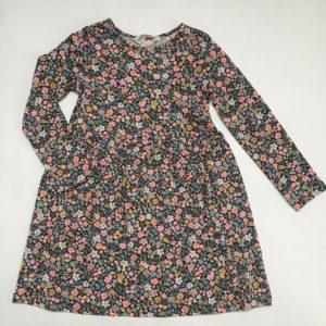 Bloemenkleedje H&M 110/116