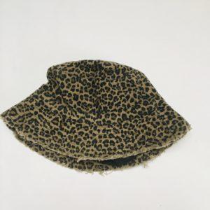 Hoedje leopard Zara 98/104