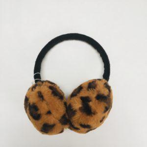 Oorverwarmers leopard Zara 2 jr+