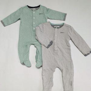 2 x pyjama Noppies 1 x 56 en 1 x 62