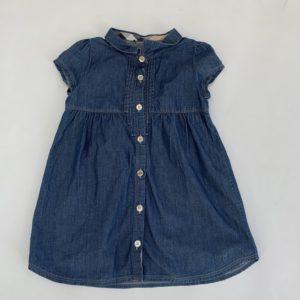 Denim kleedje shortsleeve Ralph Lauren 110
