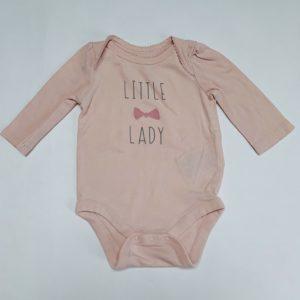 Romper Little lady Babygap 0-3m