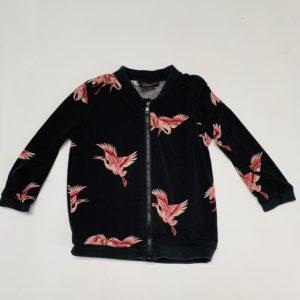 Bomber jacket birds Petit by Sofie Schnoor 18m / 86