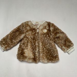 Fake fur jacket Tumble 'n dry 86