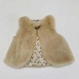 Bodywarmer teddy Zara 6-9m / 74