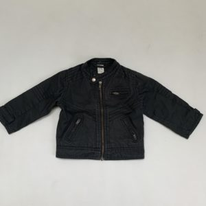 Biker jacket jersey H&M 86