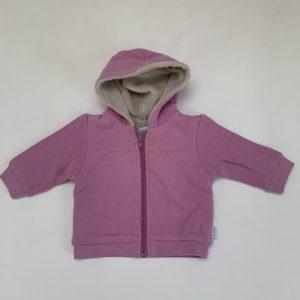 Hoodie teddy roze P'tit Filou 62