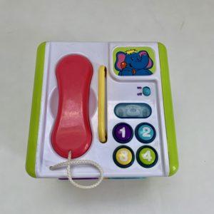 Speelkubus Redbox